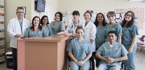 our team at westway animal clinic
